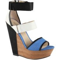 COLORBLOCK| ALDO Muhayya Wedges, $80 available at ALDO.com