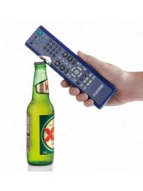 The best of both worlds. A remote and a beer opener. The Clicker, $17, amazon.com