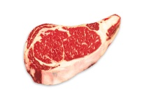 If he's truly the World's Greatest Dad, his meat selection shouldn't be any different. Don't tell his doctor on us. As he may need to be watching his cholesterol. Pat LaFrieda 50 Day Dry-Aged Prime Bone-In Rib Steaks, $102 for two 16 oz. steaks, available at lafrieda.com