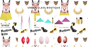 Shop Urban Class Boutique