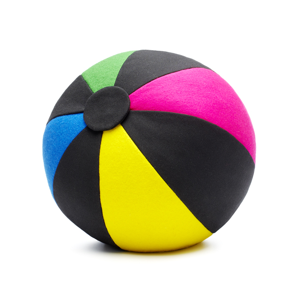0004 BALL CUSHION-FELT
