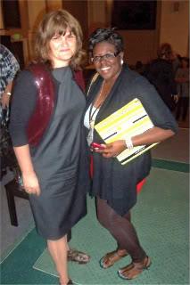 NY Times Fashion Critic Cathy Horyn & Style Editor Tamisha Monet