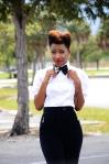 Stylist Ashley Chin